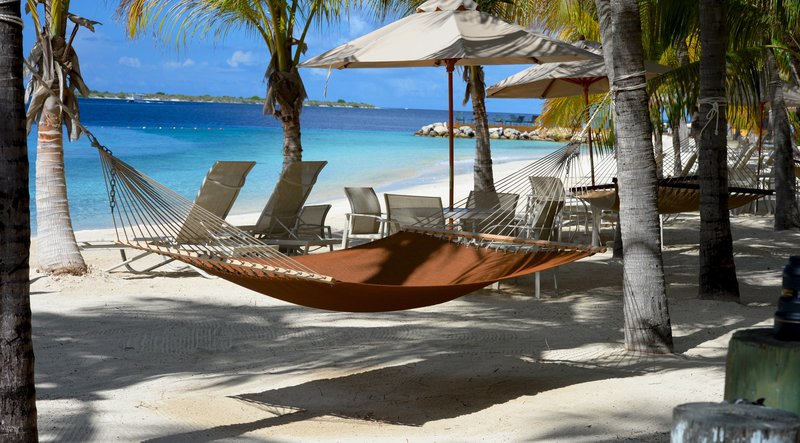 Harbour Village Beach Club-Hammock on the beach<br/>Image from Leonardo