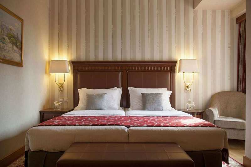 Electra Hotel - Classic Triple Room <br/>Image from Leonardo