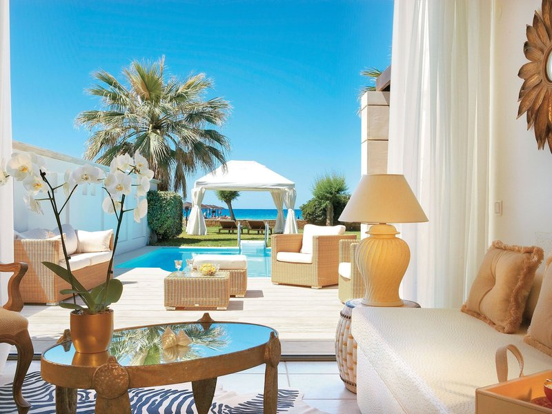 Grecotel Meli Palace-Deluxe 1-Bedroom BGL Suite<br/>Image from Leonardo