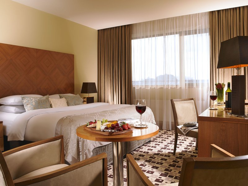 The Connacht Hotel-Double Room<br/>Image from Leonardo