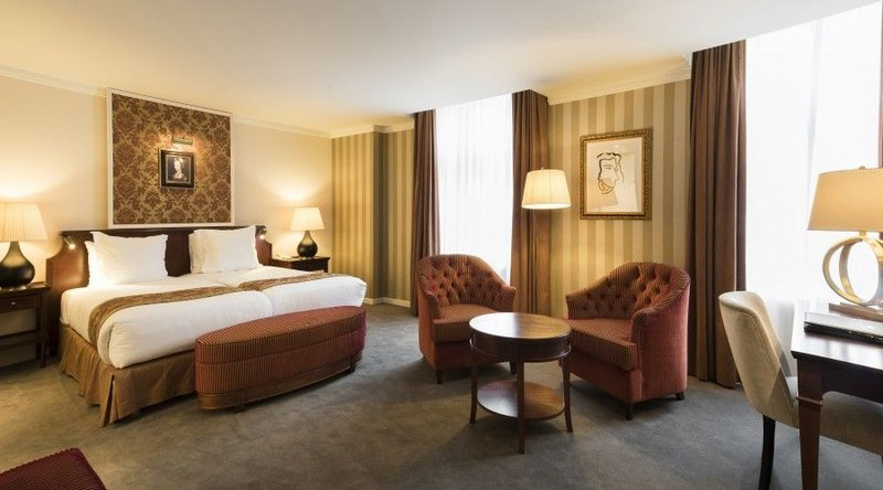 HOTEL DUKES PALACE BRUGES-Deluxe Junior Suite<br/>Image from Leonardo