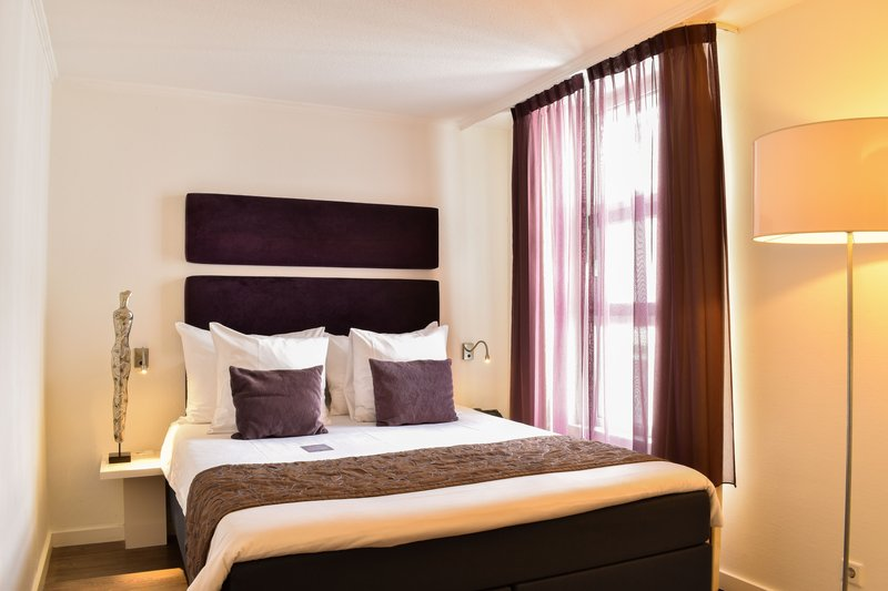 The Albus Hotel Amsterdam City Centre - SMART CITY ROOM <br/>Image from Leonardo