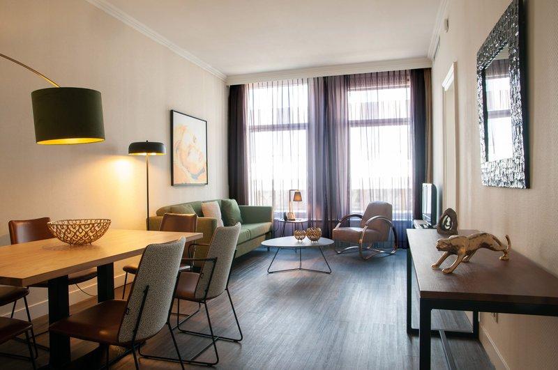 The Albus Hotel Amsterdam City Centre - STUNNING CITY STUDIO <br/>Image from Leonardo