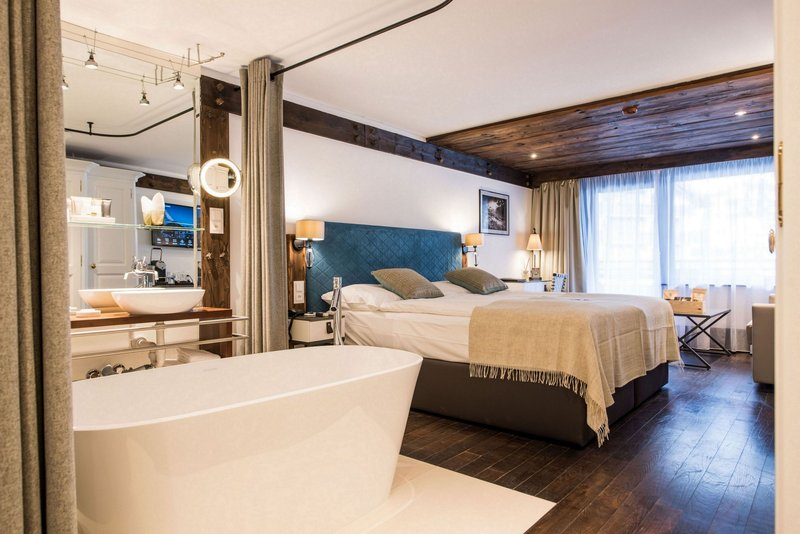 Alpenhof-Alpine Chic Room<br/>Image from Leonardo
