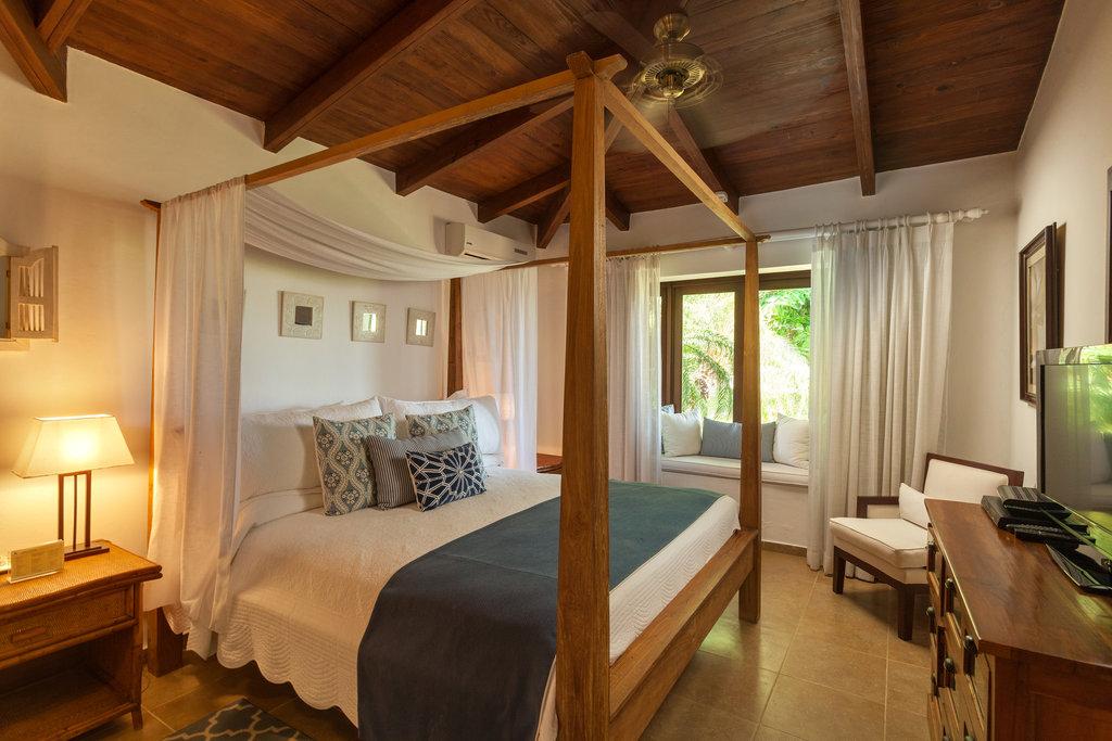 Casa De Campo - 3 Bedroom Garden Villa Bedroom <br/>Image from Leonardo