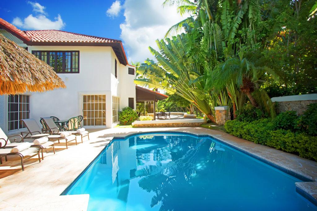 Casa De Campo - 3 Bedroom Garden Villa Pool <br/>Image from Leonardo