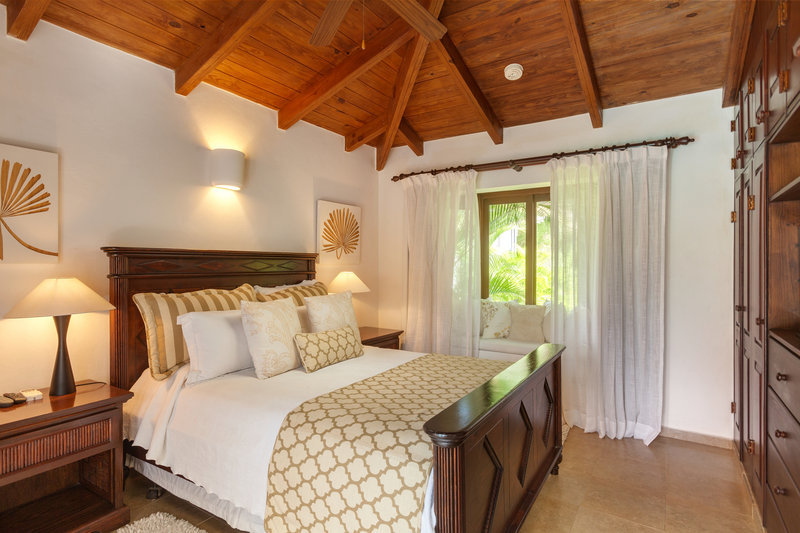 Casa De Campo - 3 Bedroom Garden Villa Bedroom <br/>Image from Leonardo