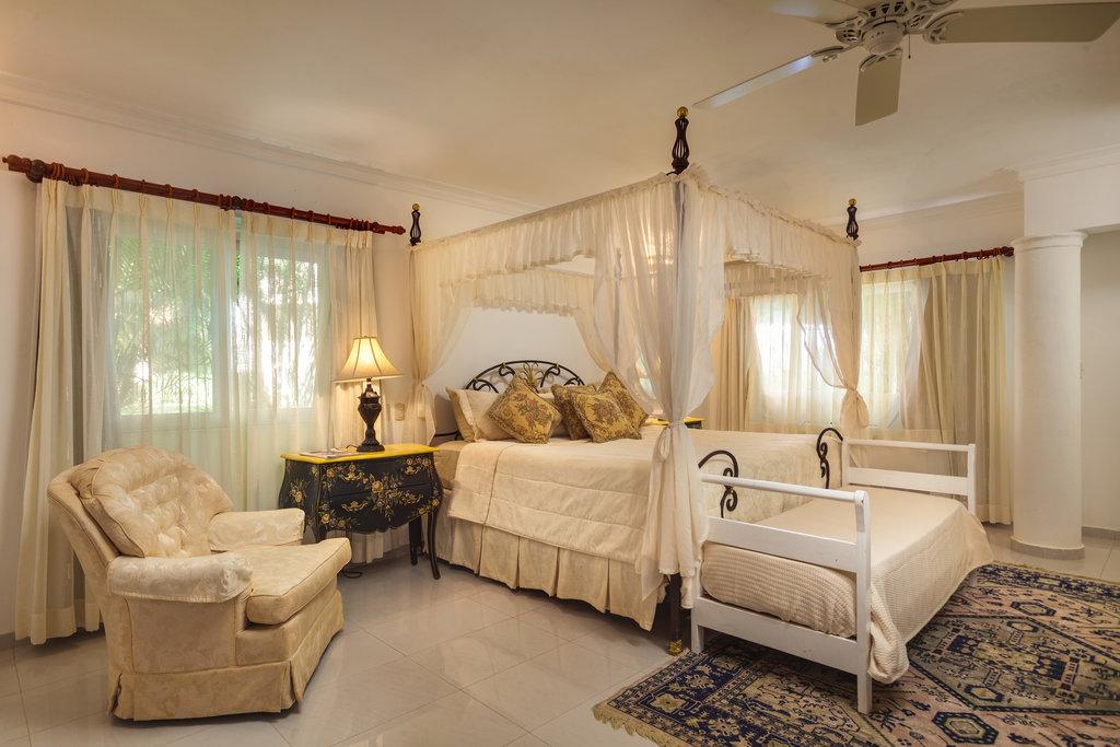 Casa De Campo - 5 Bedroom Classic Villa Bedroom <br/>Image from Leonardo
