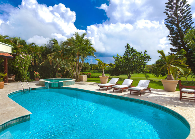 Casa De Campo - 5 Bedroom Classic Villa Pool <br/>Image from Leonardo