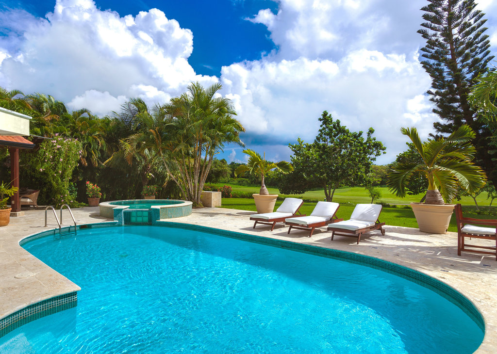 Casa De Campo - 5 Bedroom Classic Villa Pool <br/>Image from Leonardo
