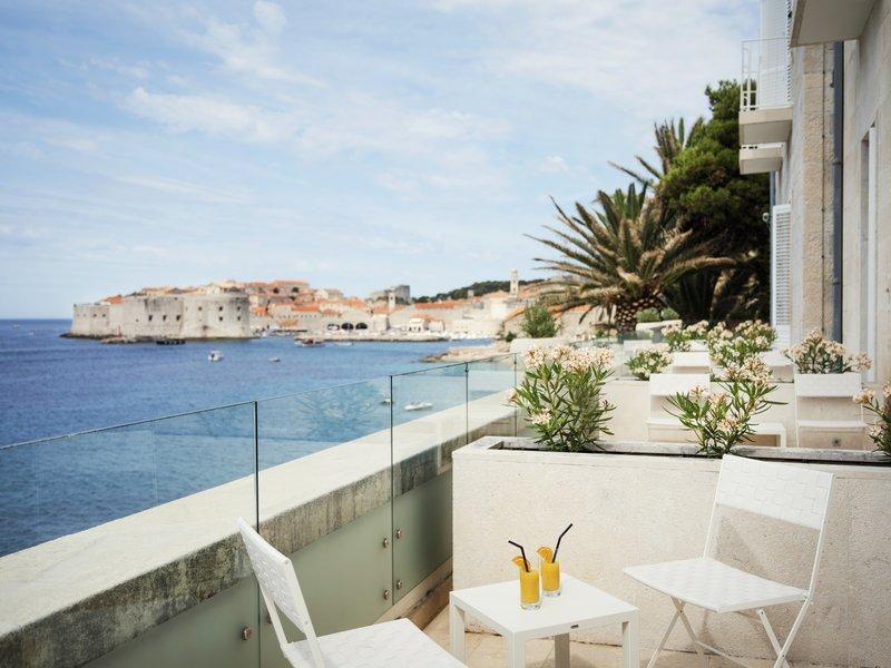 Excelsior-Villa Odak Deluxe Room Balcony<br/>Image from Leonardo