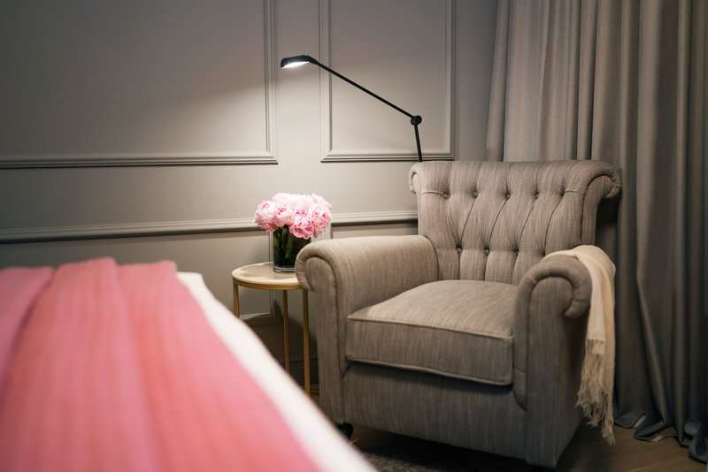 Excelsior-Villa Odak Classic Room Detail<br/>Image from Leonardo