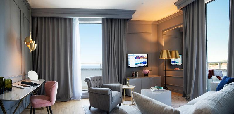 Excelsior-Villa Odak Executive Suite Living Room<br/>Image from Leonardo