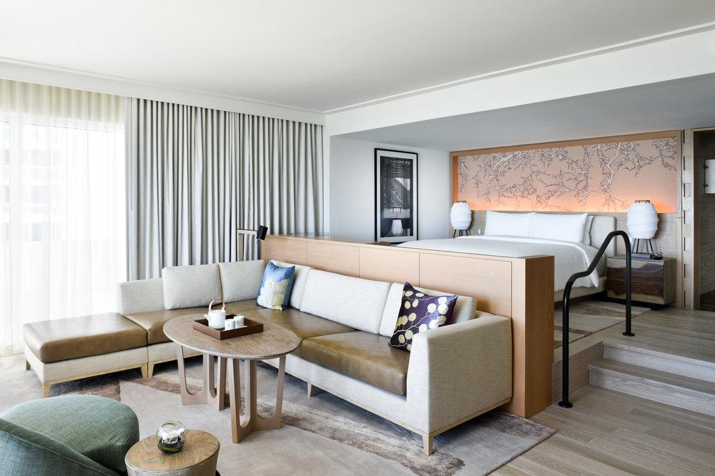 Nobu Hotel Miami Beach - Zen Suite Ocean View Room Different <br/>Image from Leonardo