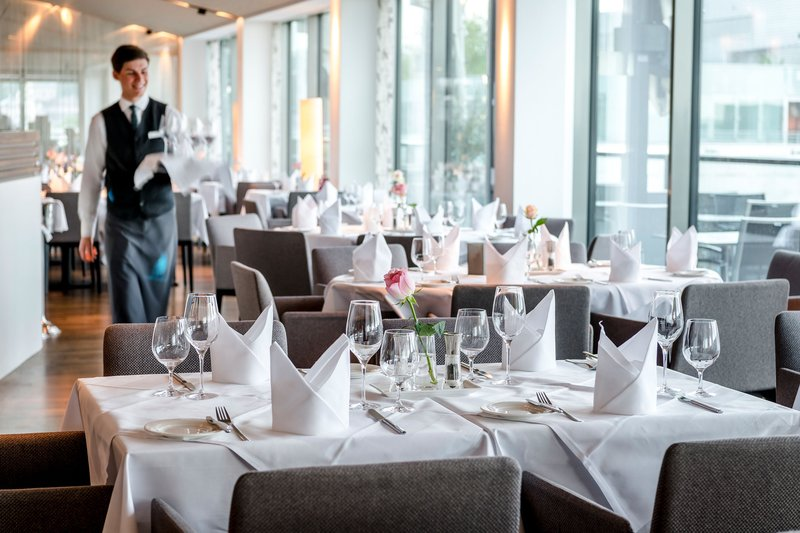 Imlauer Hotel Pitter Salzburg-IMLAUER Sky - Restaurant<br/>Image from Leonardo