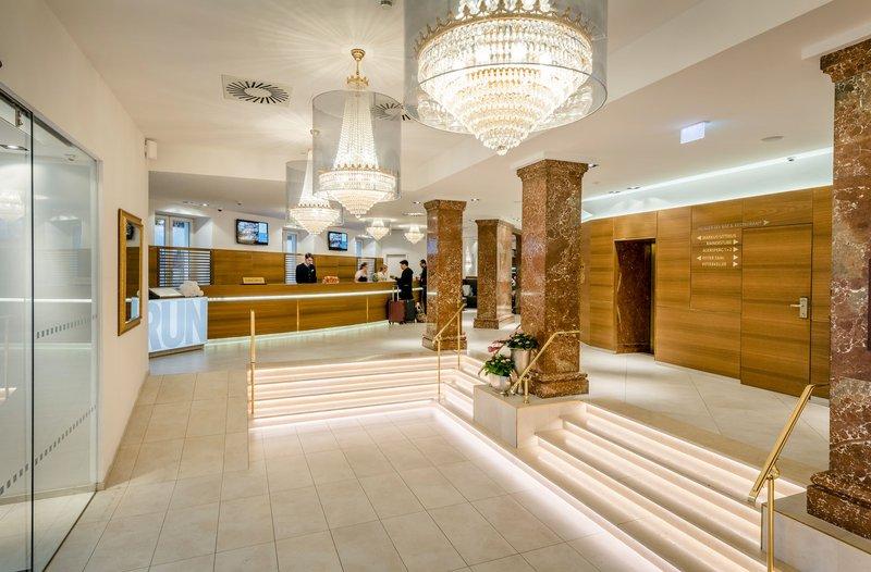 Imlauer Hotel Pitter Salzburg-Lobby - IMLAUER HOTEL PITTER Salzburg<br/>Image from Leonardo