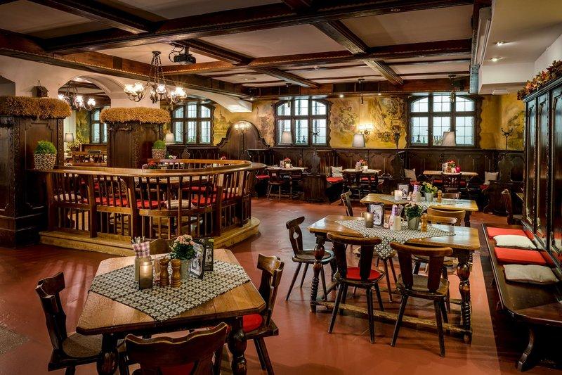 Imlauer Hotel Pitter Salzburg-Restaurant PitterKeller<br/>Image from Leonardo