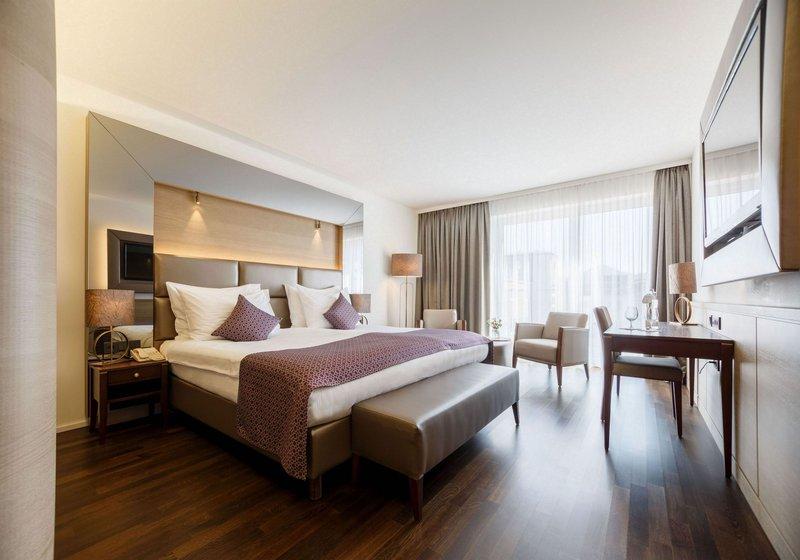 Imlauer Hotel Pitter Salzburg-Deluxe Room Garden View<br/>Image from Leonardo