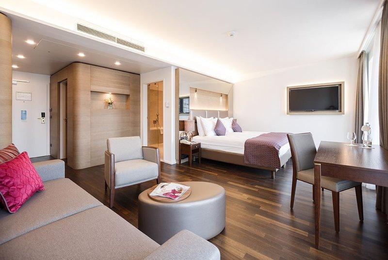 Imlauer Hotel Pitter Salzburg-Panorama Suite<br/>Image from Leonardo