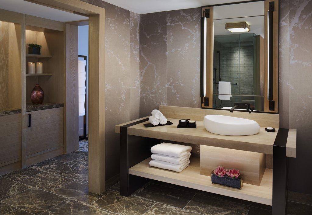 Nobu Hotel Miami Beach - Bathroom <br/>Image from Leonardo
