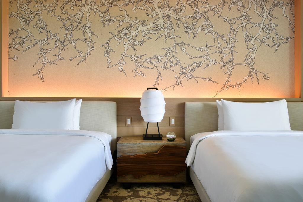 Nobu Hotel Miami Beach - Deluxe Room  <br/>Image from Leonardo