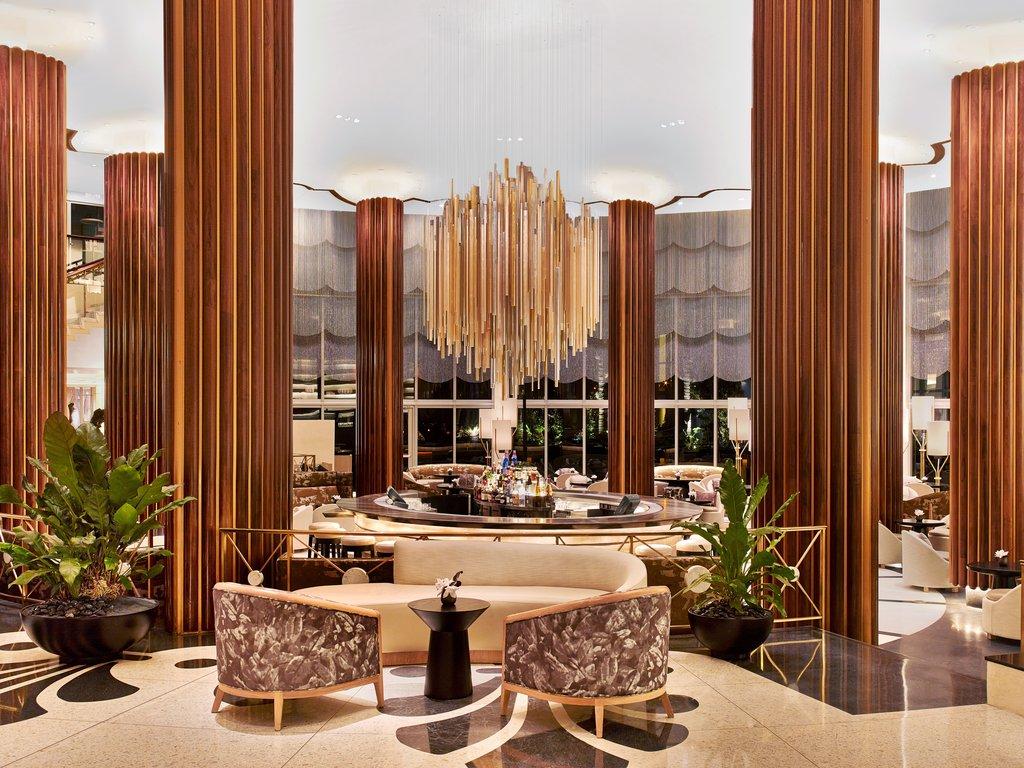 Nobu Hotel Miami Beach - Nobu Lobby Bar <br/>Image from Leonardo