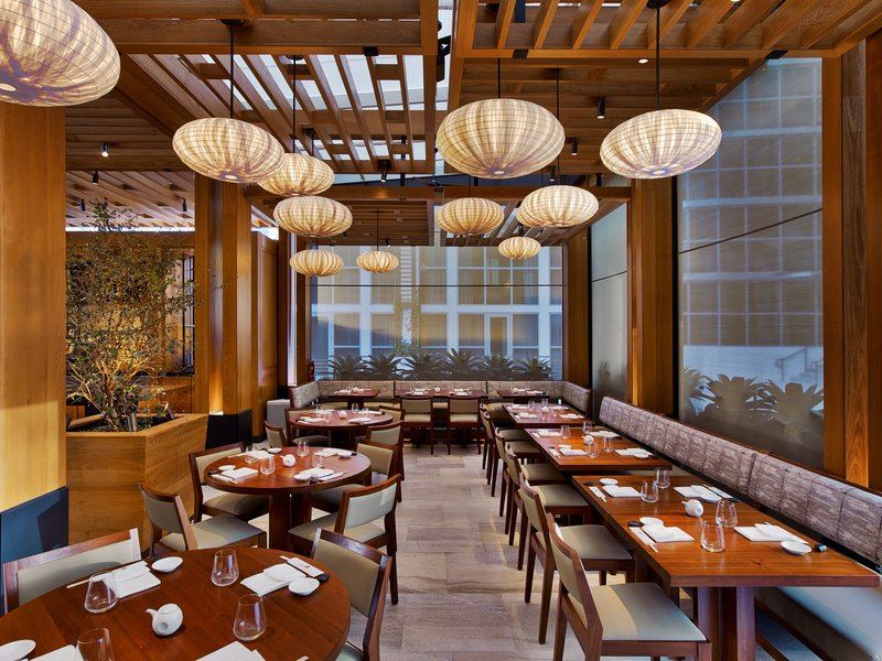 Nobu Hotel Miami Beach - Nobu Restaurant Patio Dining <br/>Image from Leonardo