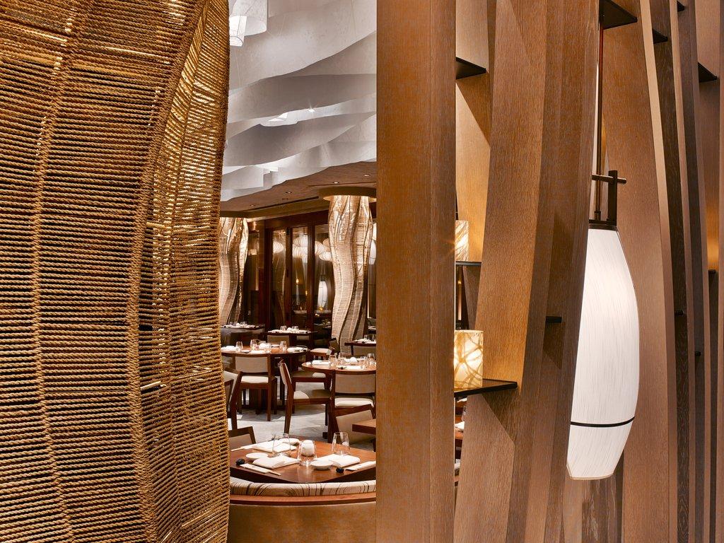Nobu Hotel Miami Beach - Nobu Restaurant Dining Room <br/>Image from Leonardo
