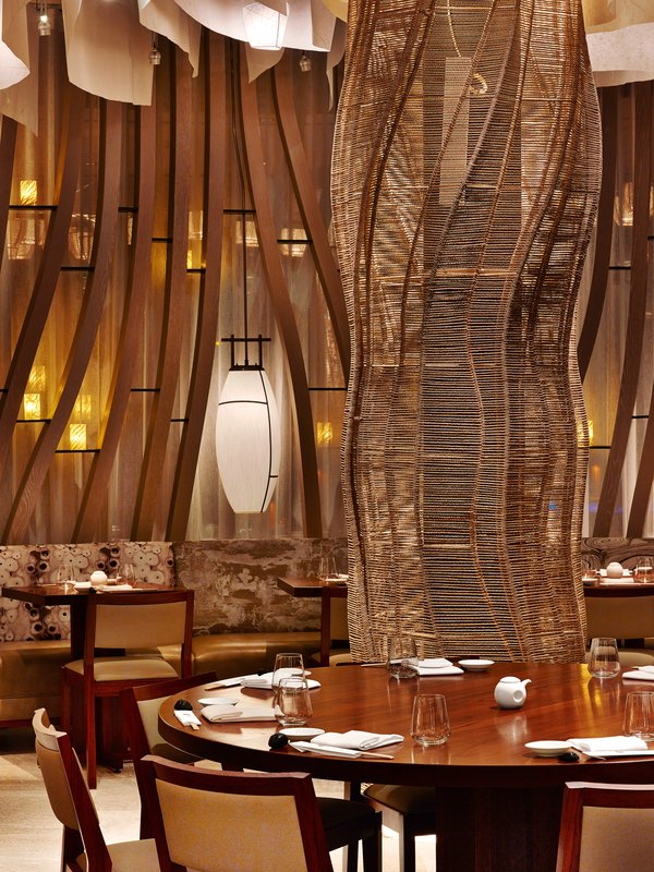 Nobu Hotel Miami Beach - Nobu Restaurant Dining Room <br/>Image from Leonardo