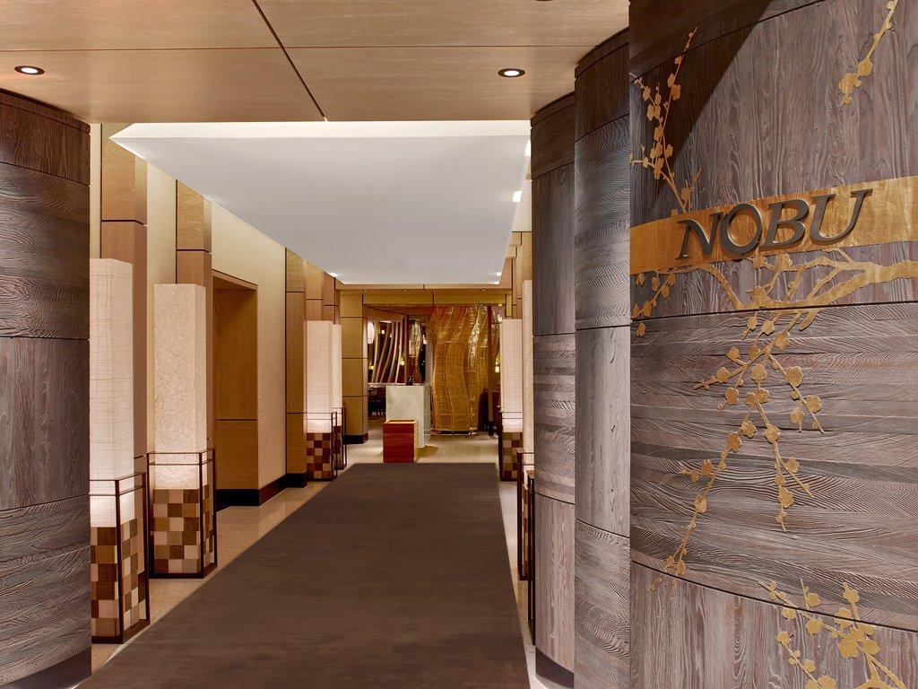 Nobu Hotel Miami Beach - Nobu Restaurant Entrance <br/>Image from Leonardo