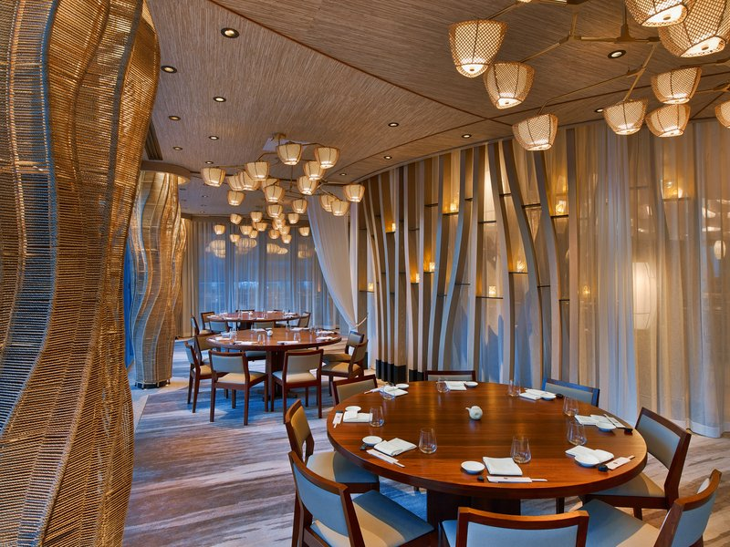Nobu Hotel Miami Beach - Nobu Restaurant Miami Private Dining <br/>Image from Leonardo