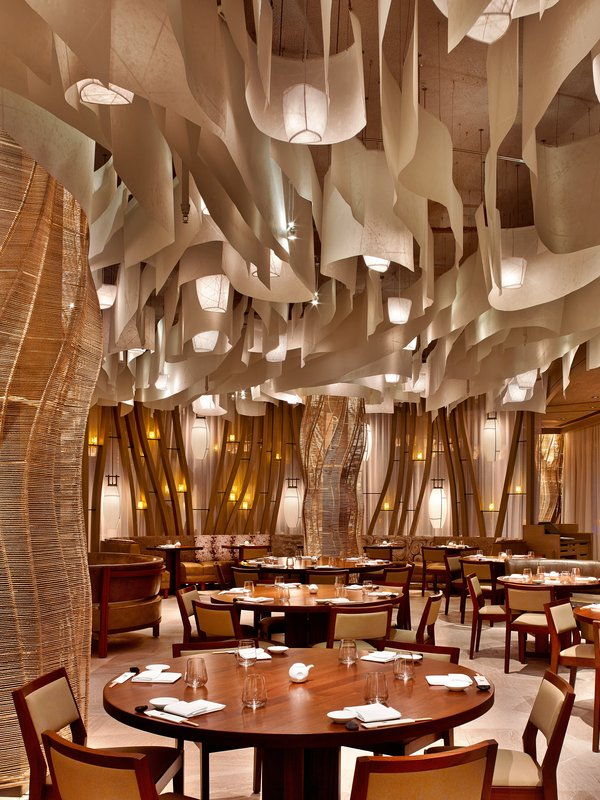 Nobu Hotel Miami Beach - Nobu Miami Restaurant Dining Room <br/>Image from Leonardo