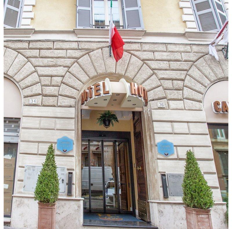 Camelia Hotel-Exterior<br/>Image from Leonardo