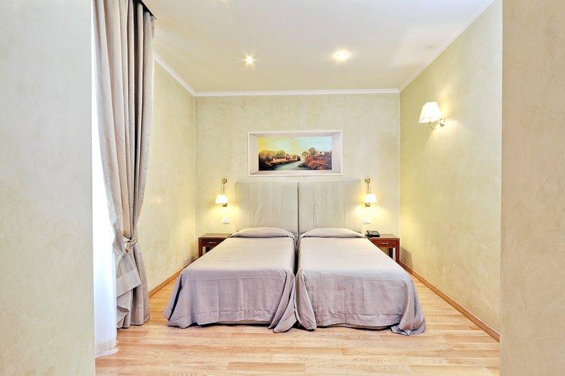 Camelia Hotel-Double Twin Room<br/>Image from Leonardo