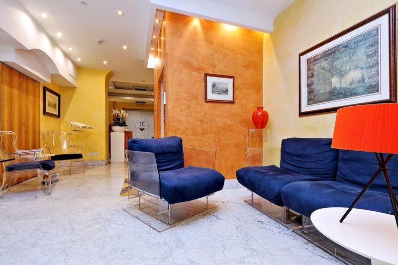 Camelia Hotel-Lobby Sitting Area<br/>Image from Leonardo