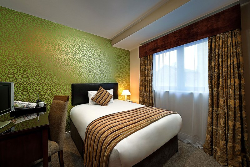 George Hotel-Single Room 1 Double Bed<br/>Image from Leonardo
