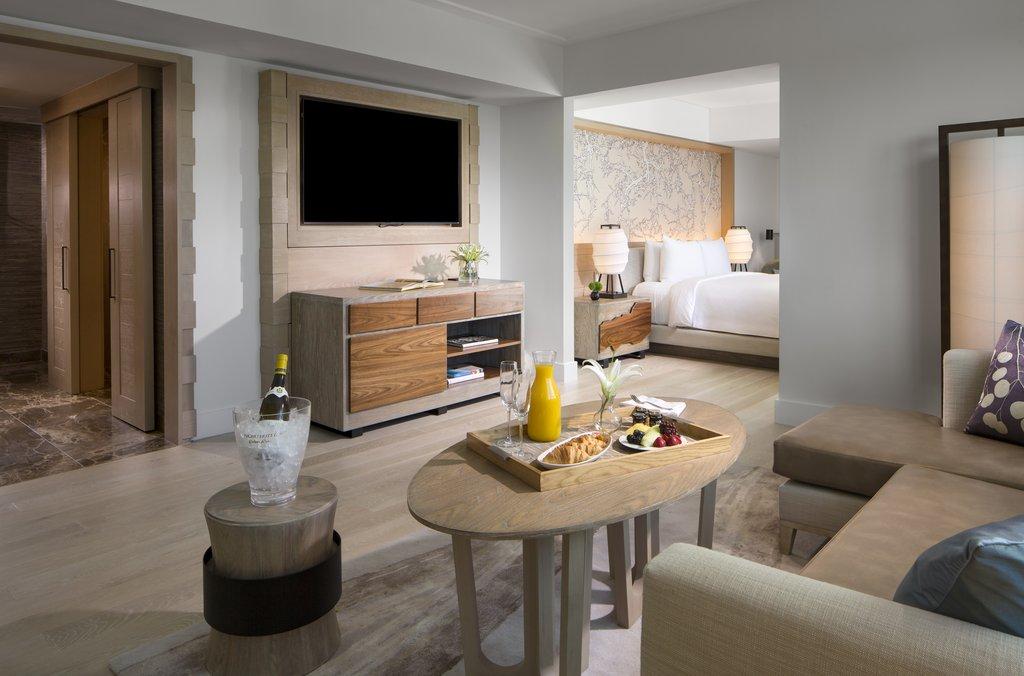 Nobu Hotel Miami Beach - Suite <br/>Image from Leonardo