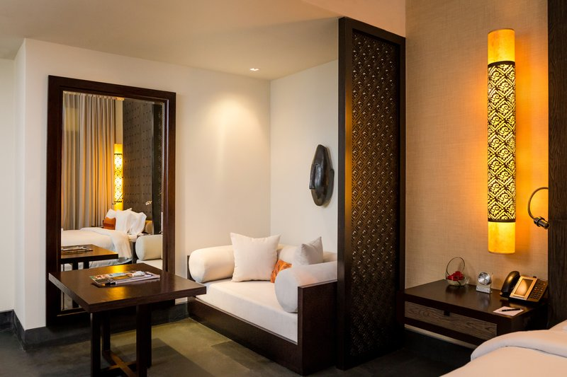 Fairmont Mayakoba - Bliss Pool Villa Interior <br/>Image from Leonardo