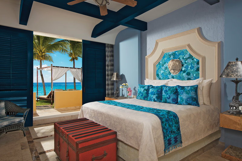 Zoetry Paraiso La Bonita - Butler OceanFront 1 Bedroom Suite with Plunge Pool <br/>Image from Leonardo