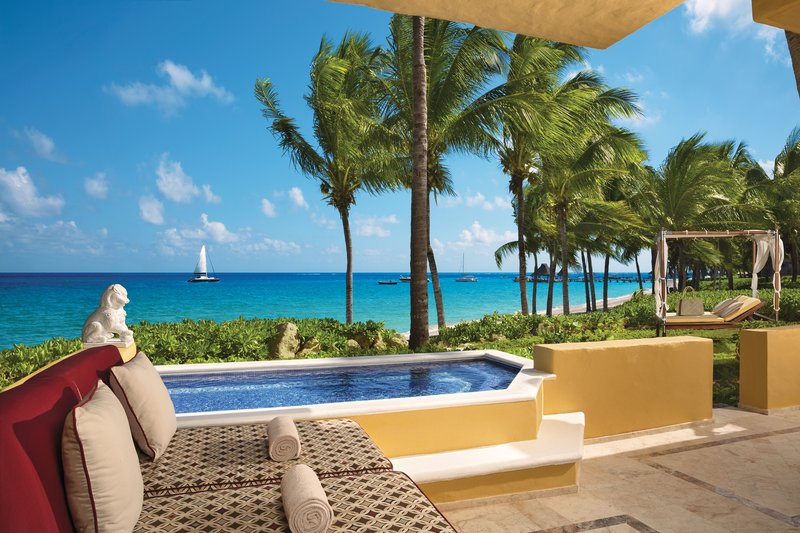 Zoetry Paraiso La Bonita - Butler Ocean Front Suites with Plunge pool <br/>Image from Leonardo