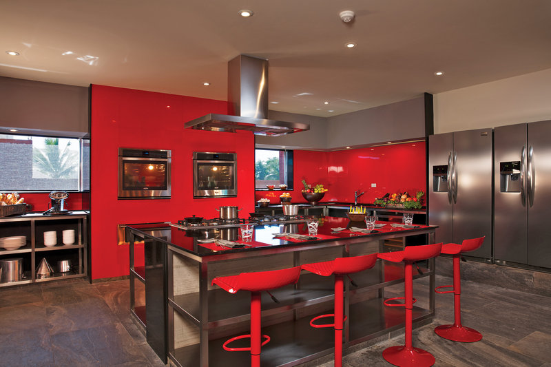 Zoetry Paraiso La Bonita - Chef's Table Kitchen <br/>Image from Leonardo