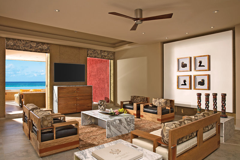 Zoetry Paraiso La Bonita - Impression OceanFront 2Bedroom Presidential Suite <br/>Image from Leonardo