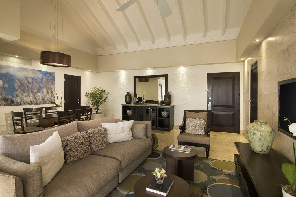 Casa De Campo - Elite Suite - Living Room <br/>Image from Leonardo
