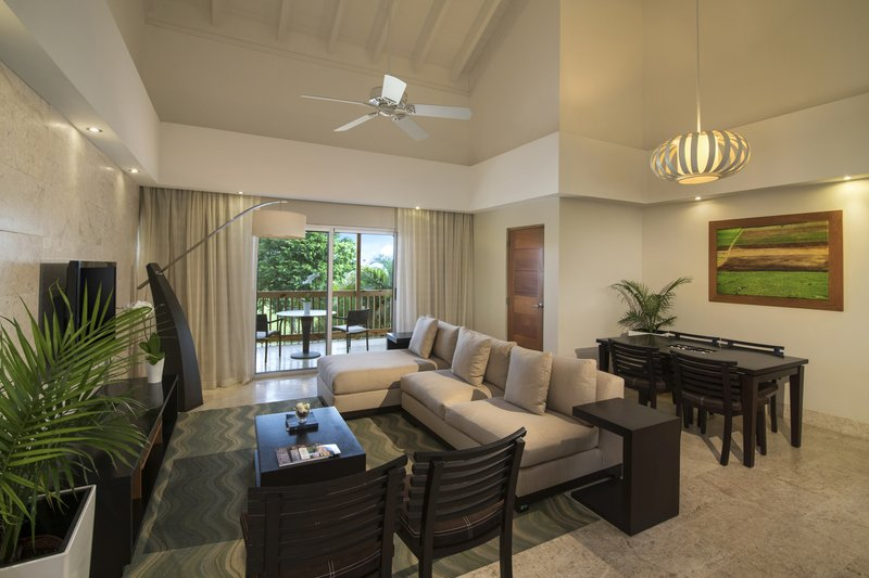 Casa De Campo - Elite Suite - Living Room <br/>Image from Leonardo