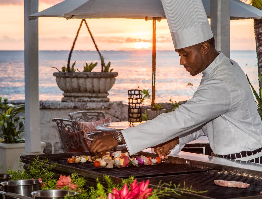 Coral Reef Club-Barbeque Night<br/>Image from Leonardo