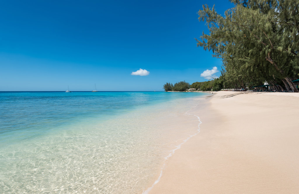 Coral Reef Club-The Beach at Coral Reef Club<br/>Image from Leonardo