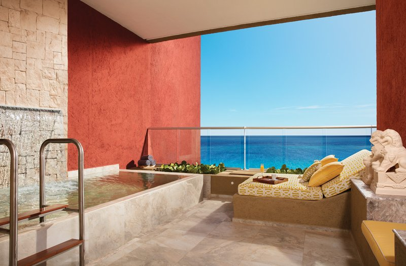 Zoetry Paraiso La Bonita - Impression Ocean Front Junior Suite with Plunge Pool <br/>Image from Leonardo