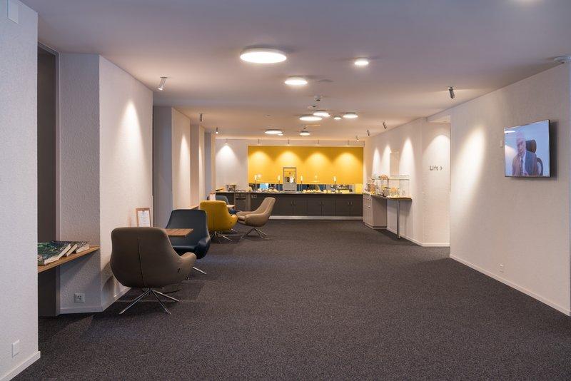 Swiss Inn Hotel & Apartments-Lobby Reception Stella<br/>Image from Leonardo