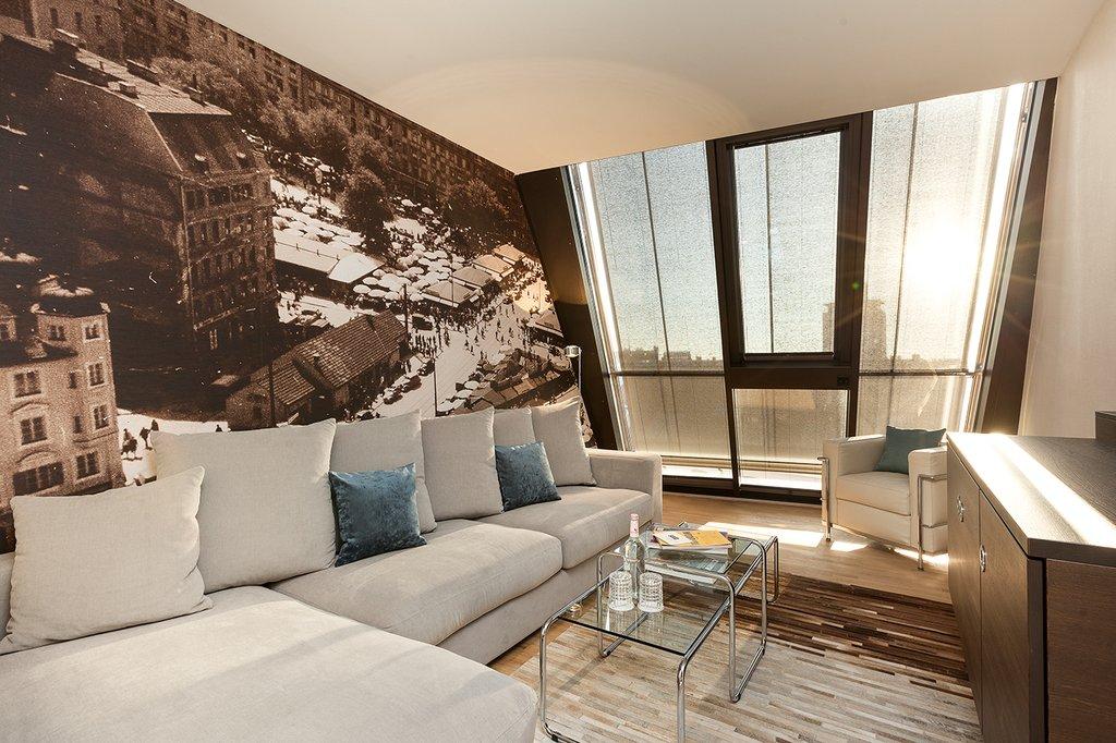 Derag Livinghotel Am Viktualienmarkt-DAVSuite<br/>Image from Leonardo