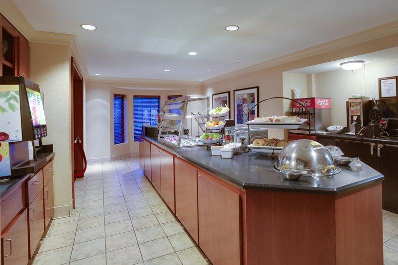 Staybridge Suites Corning-Breakfast Bar<br/>Image from Leonardo